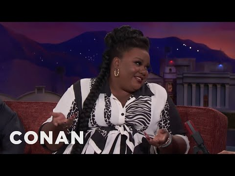 Nicole Byer: All I Want Is A Big D***  - CONAN on TBS