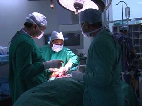 Operation Theatre - Dr Vikas Kapoor ( Orthopaedic Surgeon )