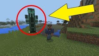 Admin Boss In Minecraft Pocket Edition! (Minecraft Addon)