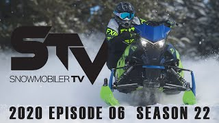 Snowmobiler TV 2020 - Episode 6 - Grizzly Lodge