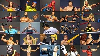 Baixar A - Z of my Wrestling Figure Collection!
