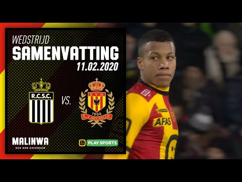 Charleroi Mechelen Goals And Highlights