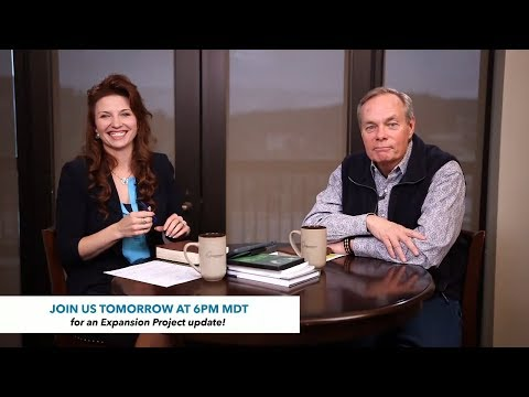 Live Bible Study with Andrew Wommack - April 25th, 2017