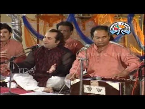 Garib Nawaz Qawwali - More Khwaja Tumhi ko mori Laaj - Rahat Fateh Ali Khan