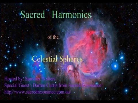 Sacred Harmonics of the Celestial Spheres