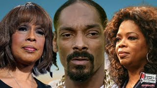 BREAKING: Snoop Dogg SET IT OFF Today Going At Oprah and Gayle King!