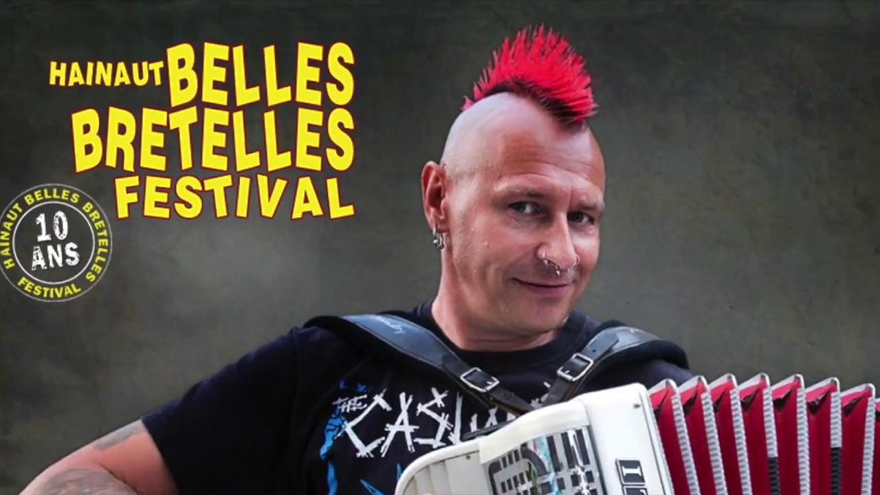 Hainaut Belles Bretelles Festival 2018