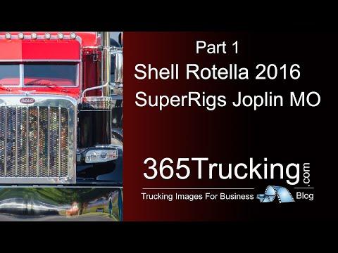 Shell Rotella 2016 SuperRigs Joplin MO Part 1