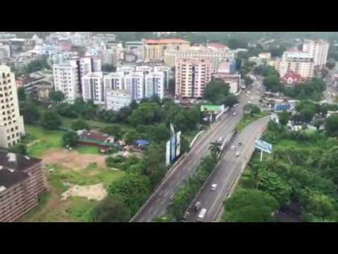 Yangon high views/ Myanmar 05/07/16