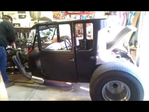 1926 ford model t coupe hot rat rod youtube. Black Bedroom Furniture Sets. Home Design Ideas
