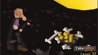 Amazing Runescape Wilderness Money Making Method (Make BANK While Getting Magic XP)   OSRS!
