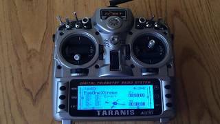 Frsky Taranis X9D - Sounds & Background music