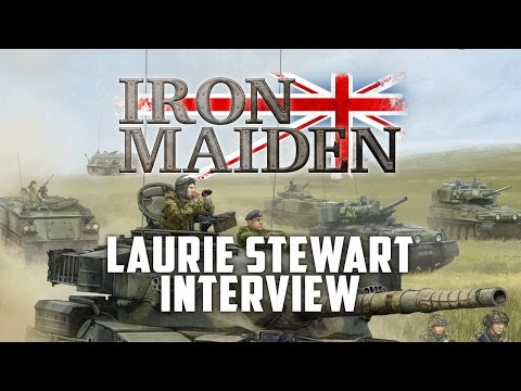 Interview with Laurie Stewart