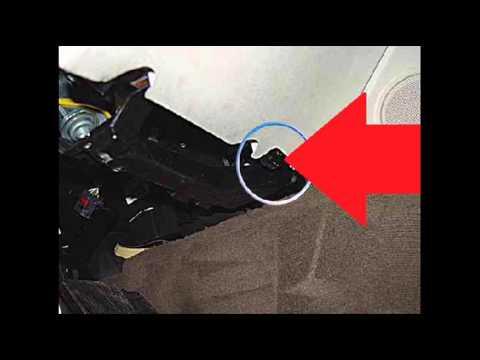 Jaguar S Type Diagnostic OBD2 Port Location Video