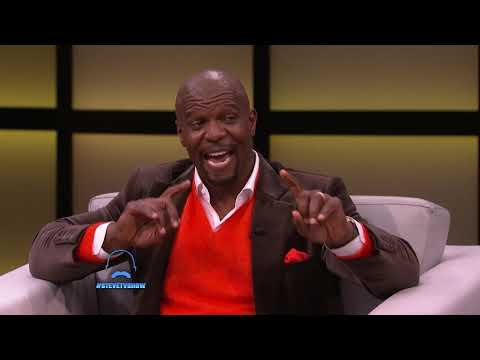 Steve Harvey vs. Terry Crews' Work Out Tips