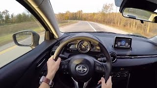 2016 Scion iA - WR TV Walkaround & POV Test Drive
