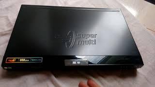 Dvd player LG Recorder RH397H
