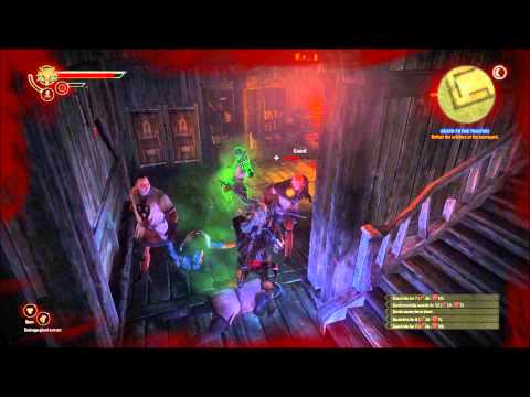 Let's Play The Witcher 2 - Part 46: Moving On!