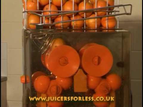 Automatic Orange Juicer Youtube