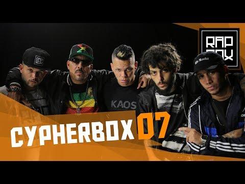 "Cypherbox 7 - ADL, CHS, Coruja BC1 & Dexter - ""PRAGMÁTICO"" [Prod. Leo Casa1]"