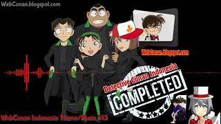 WebConan Indonesia: Theme/Music #13 (Detective Conan Indonesia)