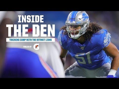 Preseason Week 3 Against The Bills | Inside The Den | Season 5, Episode 5