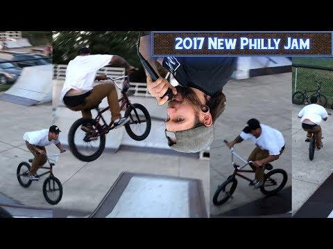 2017 New Philly Skate Park Jam