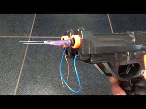 видео: ## СТРЕЛЯЮЩИЙ ЭЛЕКТРОШОКЕР## gunfire electric shock##
