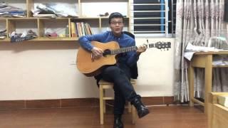 Đón xuân guitar - Không Ai Cả ( đêm giao thừa )!!!