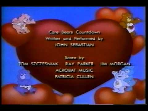 Care Bears 1986 - 1988 Series Ending (Old Video Release)