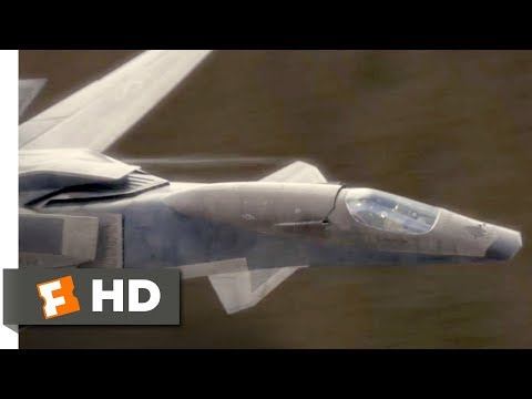 Stealth (2005) - Test Run Scene (1/10) | Movieclips