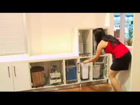 Hafele Kitchen Waste Bin