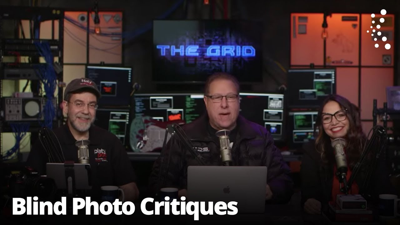 Download Blind Photo Critiques with Larry Tiefenbrunn, Gilmar Smith, and Scott Kelby    The Grid: Episode 362