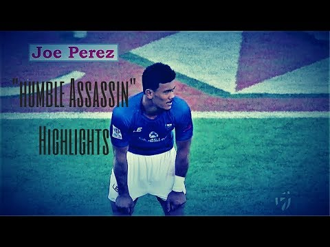 "Joe Perez Rugby Highlights ""Humble Assasin"""