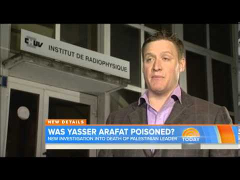 Palestinian Leader Yasser Arafat Was Poisoned to Death With Radioactive Polonium
