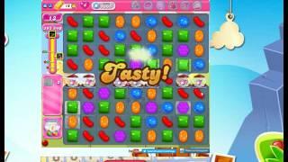 Candy Crush Saga Level 1665 No Booster 3 Stars
