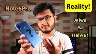 Xiaomi Redmi Note 6 Pro Review | Honest Opinions !