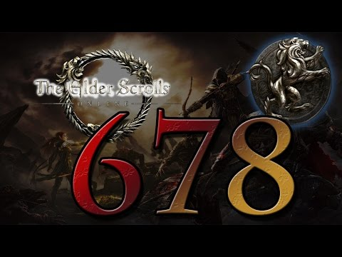 Let's Play Elder Scrolls Online #678 - Mephalas Spinnen