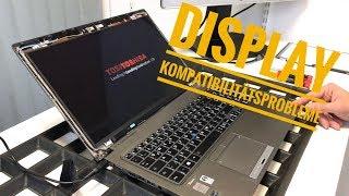 Kompatibilita?tsprobleme beim Displaytausch am Toshiba Tecra Z50-A