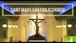 St Mary's Dubai Mass 20200724 7:30 AM