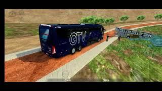 Proton Bus Simulator Road Gameplay 60fps Android Gameplay 🚌🚌 screenshot 3