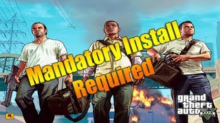 8GB Mandatory Install Required | Grand Theft Auto 5