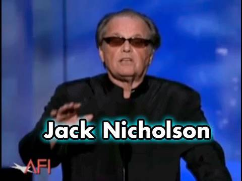 "Jack Nicholson Calls Warren Beatty ""The Pro"""