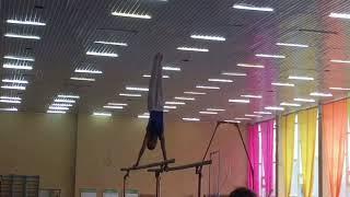 Чемпионат Украины по спортивной гимнастике среди юниоров. Кропивницкий 1-6.10.2018. (ІІ разряд)