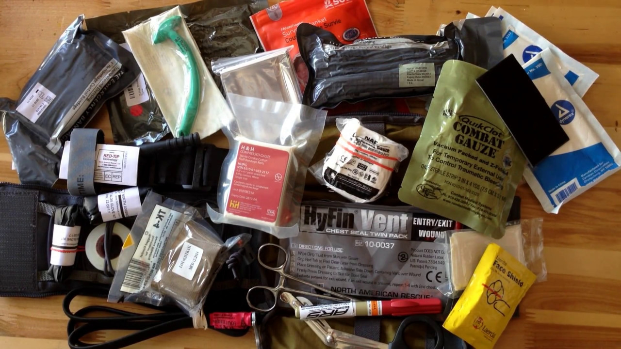 How to Build a IFAK / Trauma Kit | Part 1
