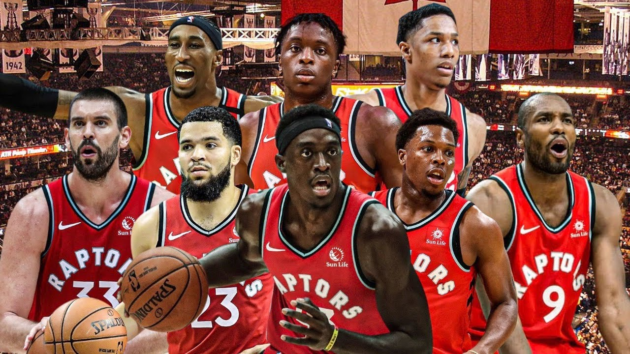 Why The Raptors WILL WIN The NBA Championship [2020]