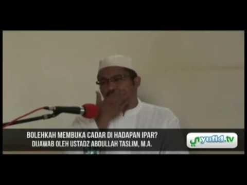 Download Ceramah Islam tentang Wanita Memakai Cadar