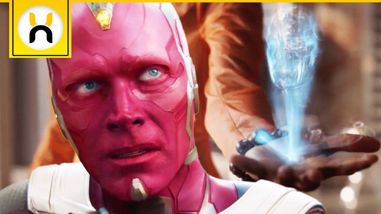How Shuri Can Save Vision in Wakanda | Avengers Infinity War