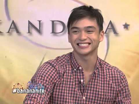 Dominic Roque grilled on 'Ihaw Na!'