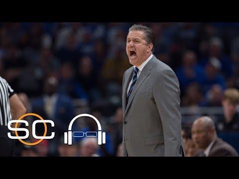 Kentucky basketball showed it